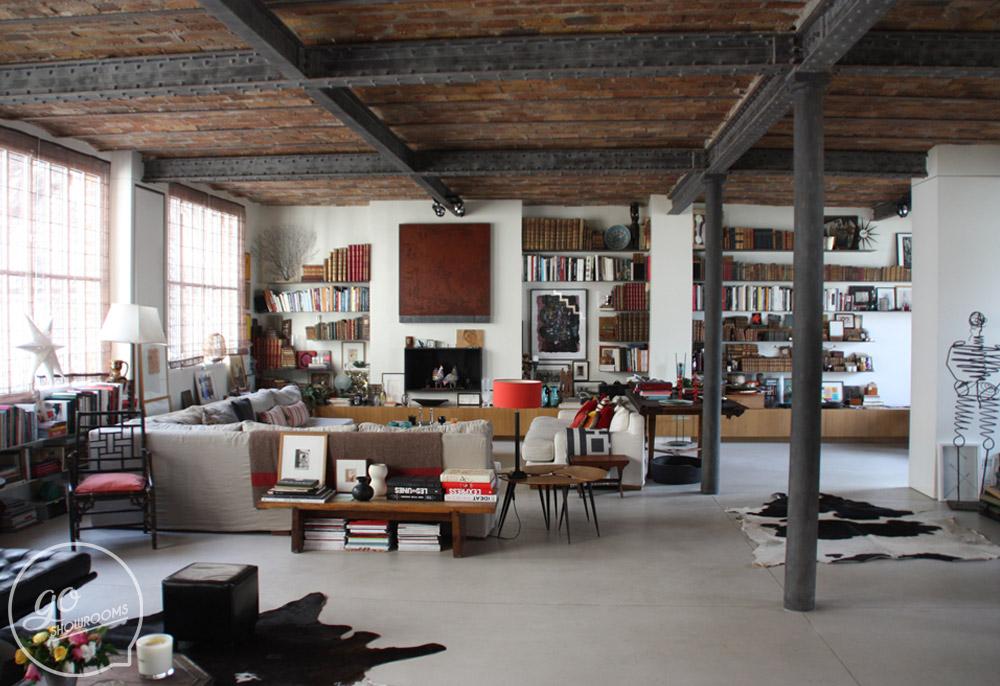 Louer un loft design evenement paris go showrooms